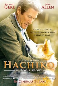 Hachi poster