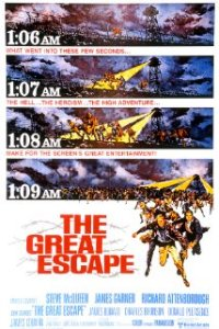 great escape poster