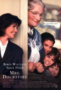 mrs doubtfire poster
