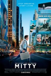 secret life of walter mitty poster