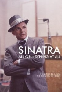 sinatre all or nothing at all poster