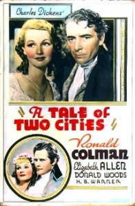 tale of two cities poster