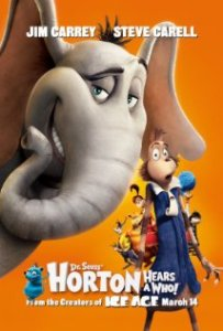 Horton Hears a Who poster