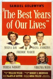 best years of our lives poster